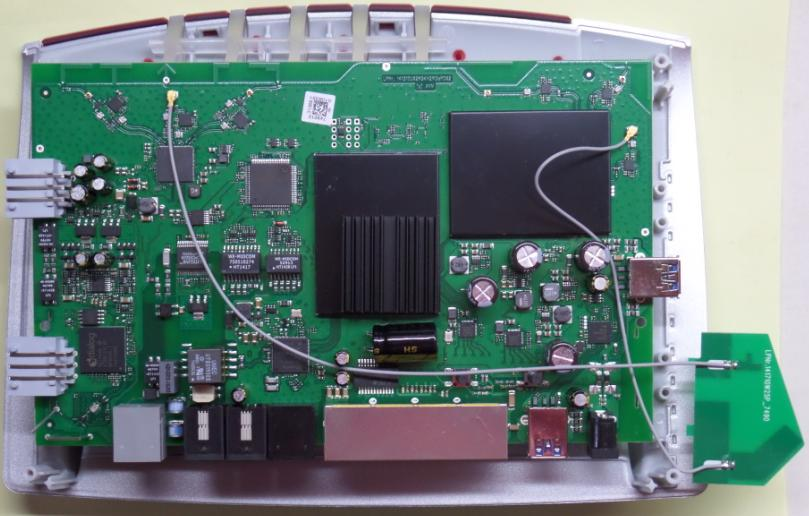 verbindung des pc mit fritzbox 7490 per kabel
